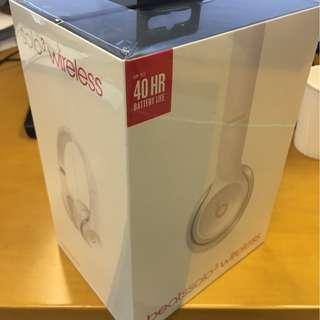 beatssolo3 wireless headphones