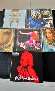 Madonna CD (特別版)一大堆