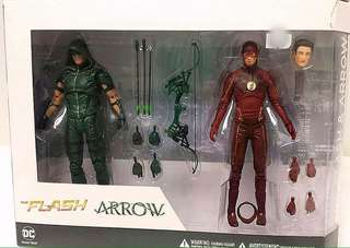 CW The Flash & Arrow