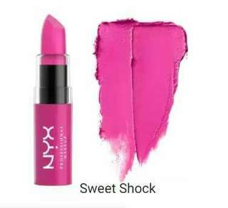 AUTHENTIC Nyx Professional Makeup Butter Lipstick