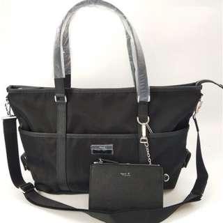 Agnes B Tote Bag Black colour