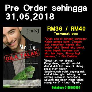 Mr Ex Gila Talak