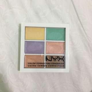 nyx color corrector