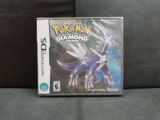 NDS Pokemon Diamond (Brand New)