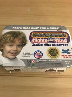 Magnetic Mighty Mind Puzzle