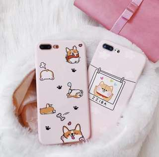 Cute iphone soft case (preorder)