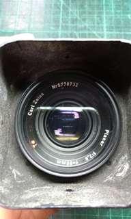 哈蘇 hasselblad Carl zeiss planar T* 80mm 2.8 鏡頭 500cm 500c/m 用 底片相機 復古相機 120相機