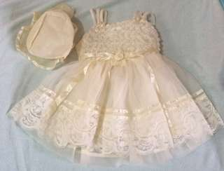 Baptismal Dress for girl
