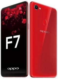 Oppo F7 4/64Gb CicilTanpaCC Cepat
