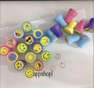 Stamp / Chop - goody bag, goodies bag gift