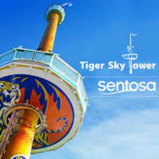Tiger Sky Tower - Unlimited Rides