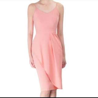 Doublewoot Coral Dress