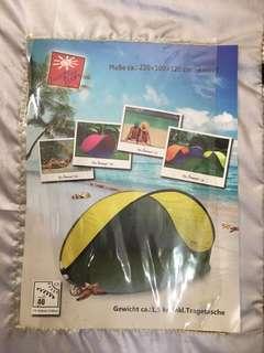 Self pop up tent 220x100x120 cm