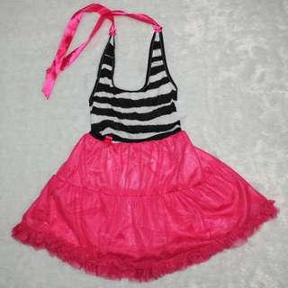 Tutu dress pink for kids