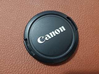 Canon Lens Cap 58mm
