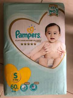 Huggies /Pampers 尿片s size