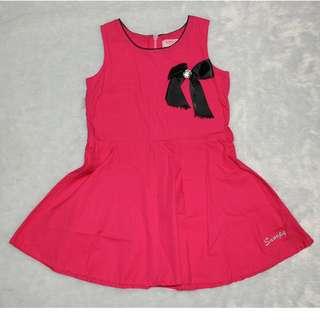 Pink Elegant dress for kids