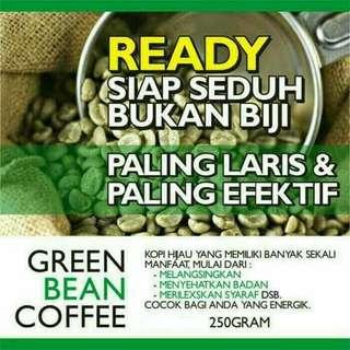 Green coffe seduh pengurus badan