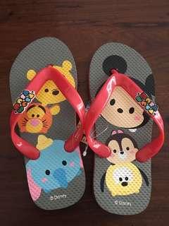 New Tsum Tsum sandal size XL