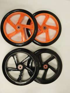 Brand New 20cm Scooter wheels