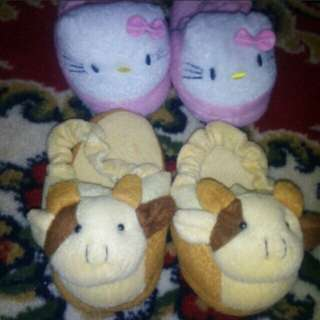 Baby cute slippers