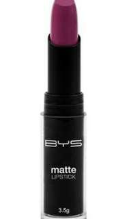 BYS Matte Lipstick ( Royals )
