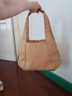 Nine West Nude Shoulder Bag