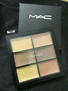 MAC HIGHLIGHT & CONTOUR PALETTE