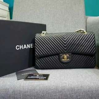 Channel bag-high end