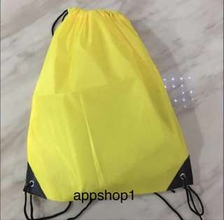 Swimming drawstring bag- goodies bag