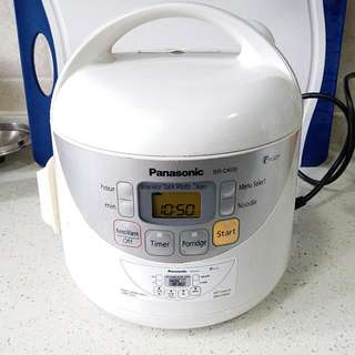 Panasonic Rice Cooker 飯煲