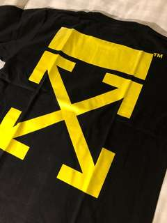 (IN STOCK) OFF-WHITE