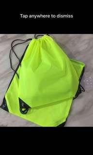 Swimming drawstring bag- goody bag