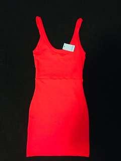 Kookai Red Dress NWT Size 1
