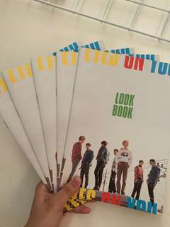 Got7 Look book