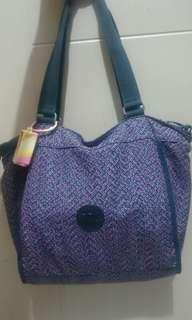 Preloved Kipling Shoulder Bag