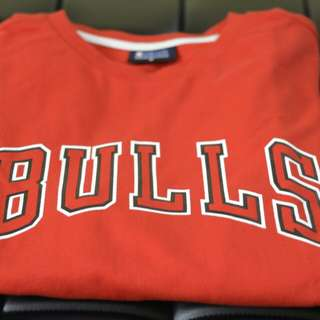 Chicago Bulls Pull Over NBA Store - Brand New Without Tag
