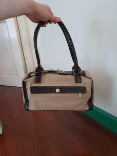 Girbaud Brown Bag