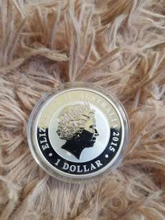 1990-2015 Australian $1