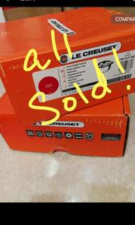Just Arrived! Le Creuset