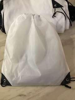 Swimming drawstring bag- goodies bag gift