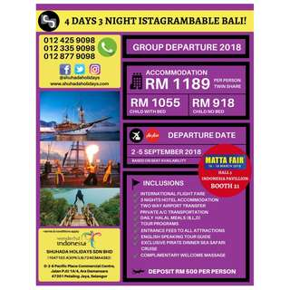 OFFER!!! - INSTAGRAMABLE BALI