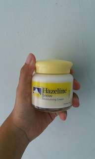 Hazeline Snow Moisturising Cream