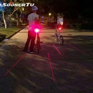 Laser for Bikes