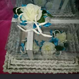 Box hantaran wedding