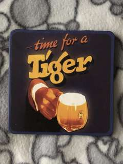 Vintage Tiger Beer Hoster