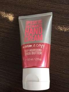Victoria'a secret hand cream