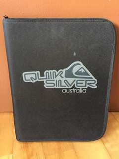 Quicksilver a4 file document holder