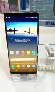 Bunga 0% Samsung Note 8 Kredit Tanpa Kartu Kredit