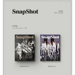 [PRE ORDER] IN2IT - SNAPSHOT